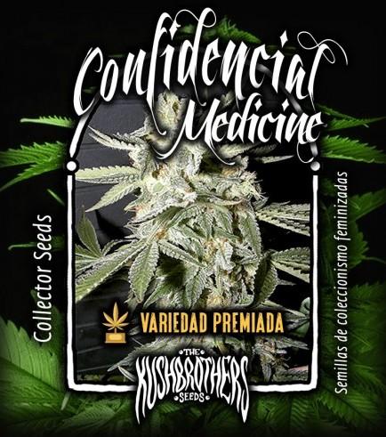 Confidential Medicine (KushBrothers)