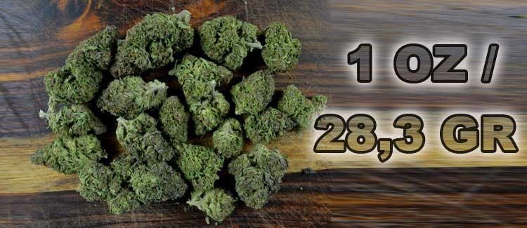 Quelle quantité de cannabis pouvez-vous acheter?