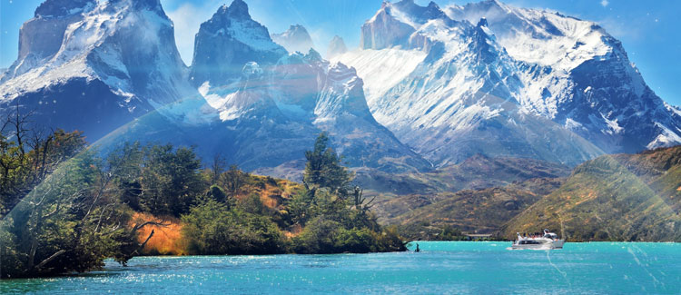 ANDES MOUNTAIN, CHILI