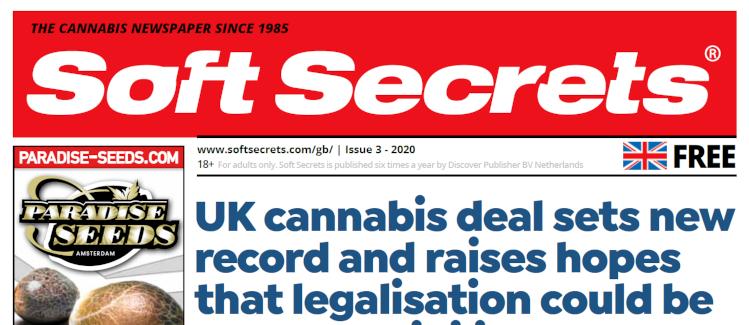 Soft Secrets UK