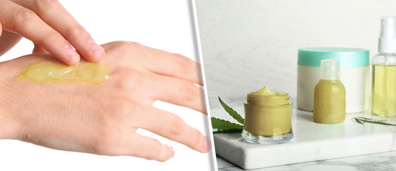 4. CANNABIS FOR A YOUNGER SKIN