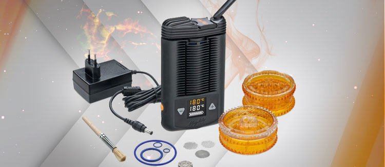 HOW DOES THE MIGHTY VAPORIZER WORK?