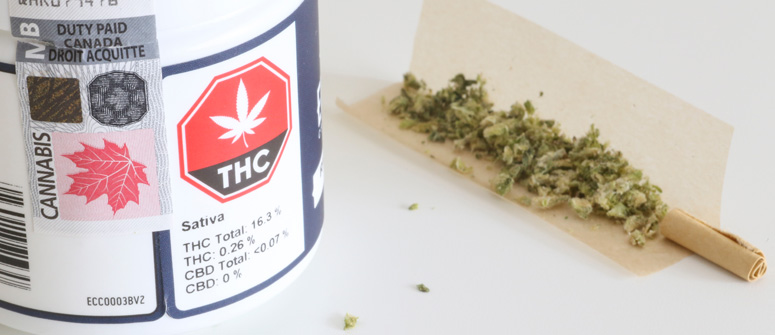 ARE YOU SURE THE WEED HAS THC?