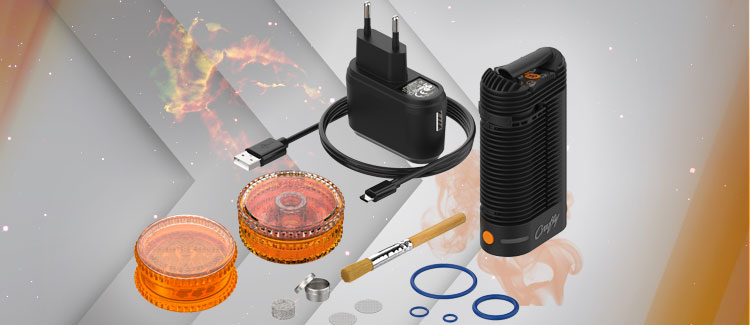 How does the crafty vaporizer work?