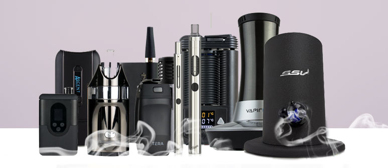 TYPES DE VAPORISATEURS