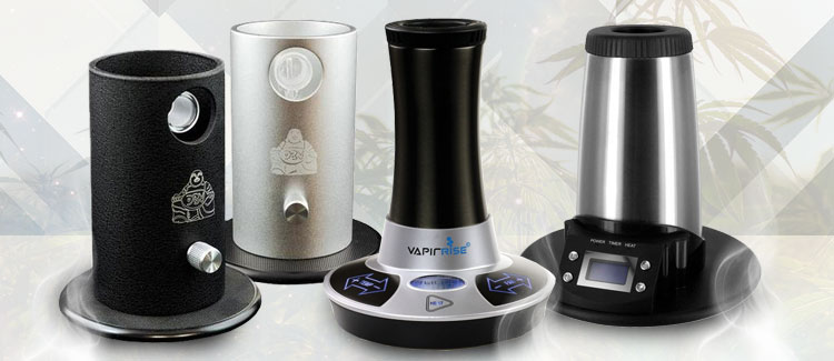 STATIONARY OR DESKTOP VAPORIZERS