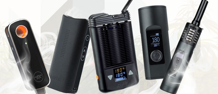 HANDHELD OR PORTABLE VAPORIZERS