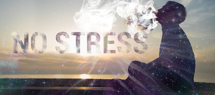 MEDITATION PROTECTS AGAINST STRESS