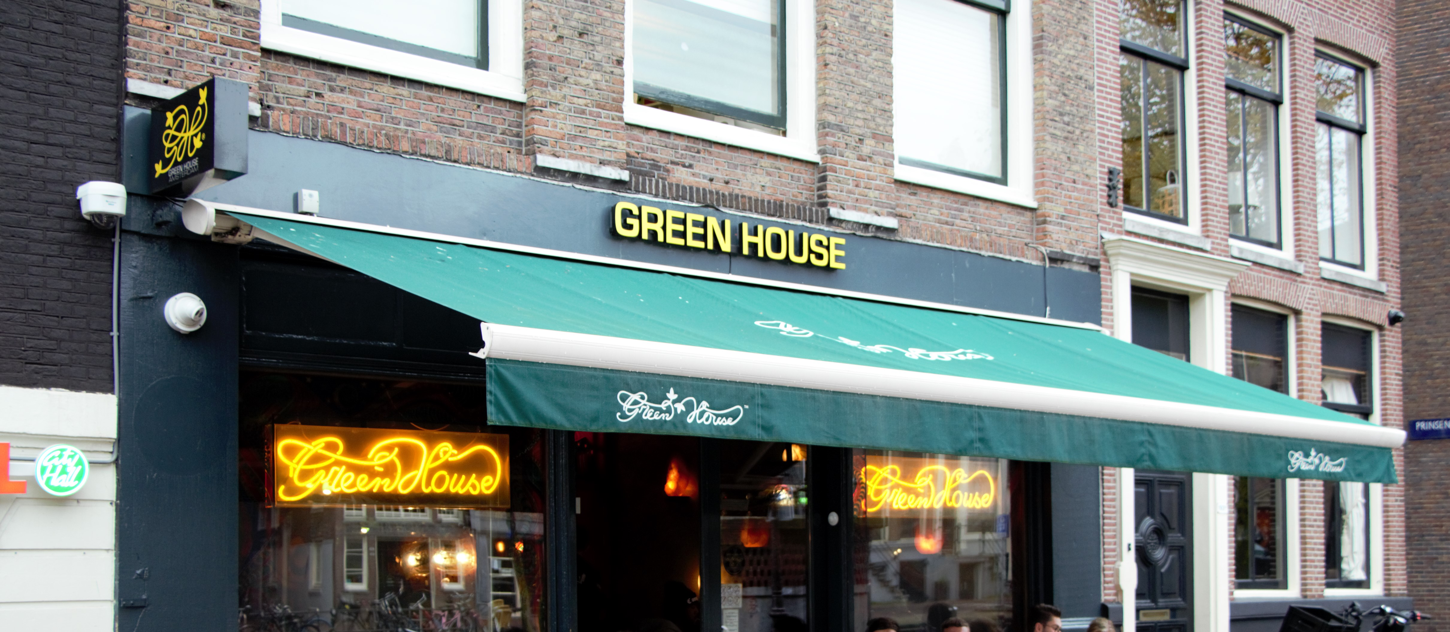 GREEN HOUSE AMSTERDAM