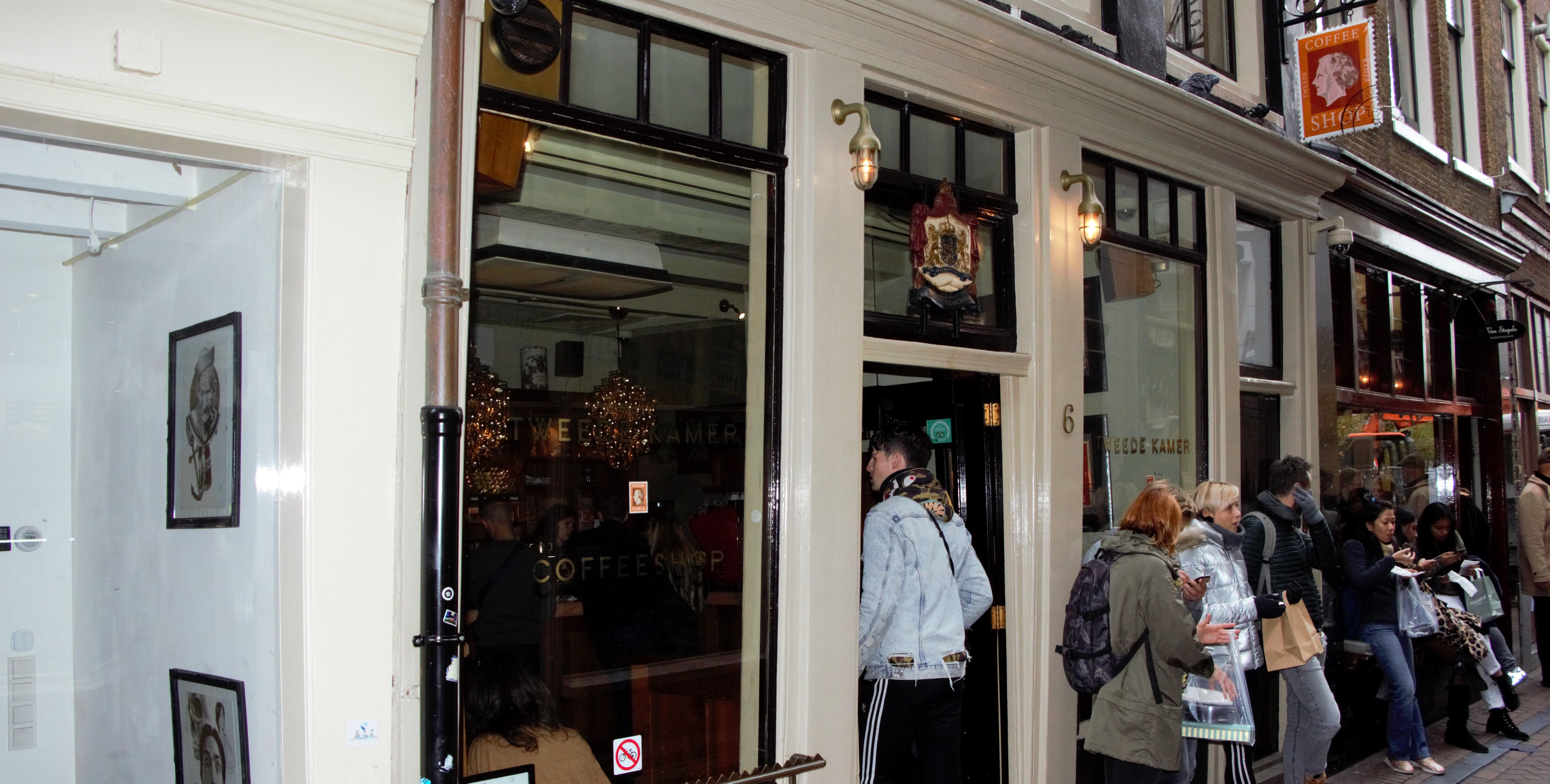TWEEDE KAMER AMSTERDAM COFFEESHOP