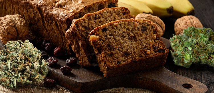 Extra tips for perfect cannabis-infused banana bread