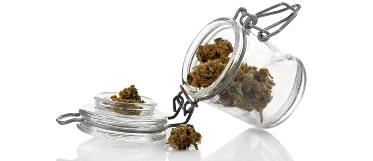 GLASS JARS: THE BEST WAY TO STORE YOUR WEED