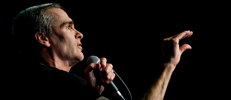 Who is henry rollins?