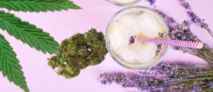 Lavender lemon haze