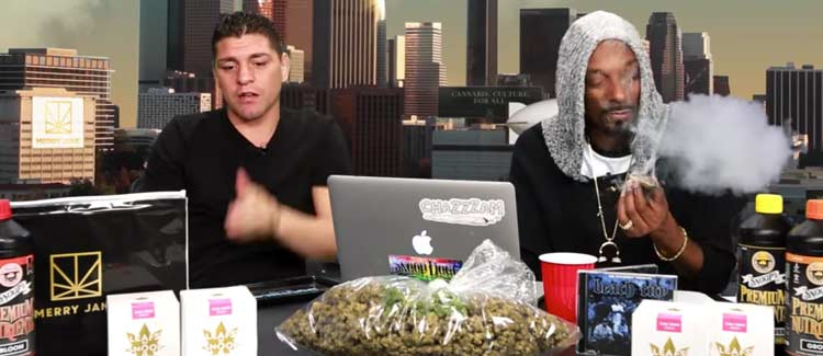 The diaz brothers as cannabis advocates