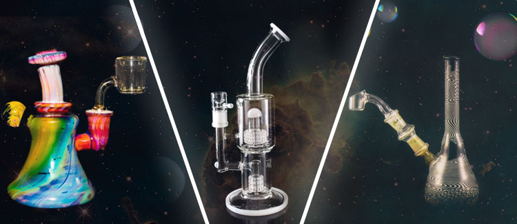 An oil or dab rig