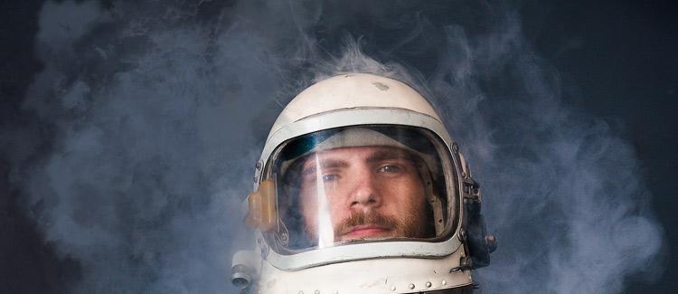 ¿Es posible colocarse en el espacio?