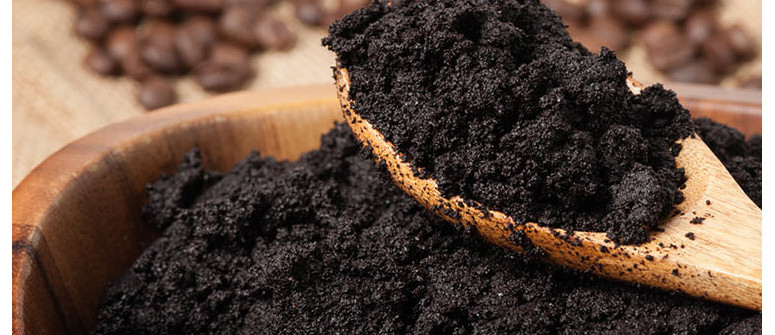 How coffee grounds can improve your cannabis garden