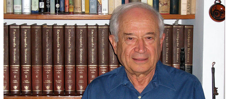 Meet Dr. Raphael Mechoulam: World's Foremost Cannabis Reseacher