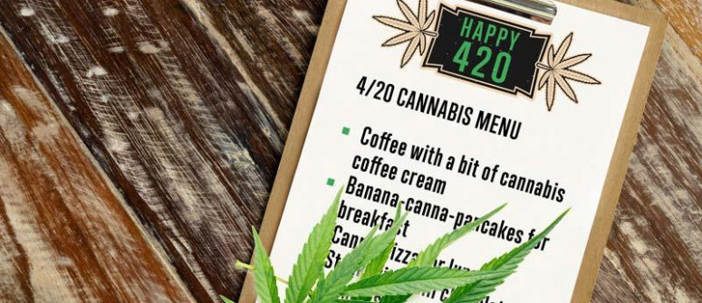 Happy 420! Here's your ultimate menu for celebrating 4/20