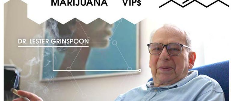 Marijuana VIP: Lester Grinspoon