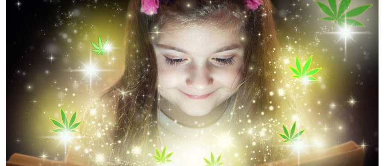 Children's books about cannabis? Educate them while they're young.
