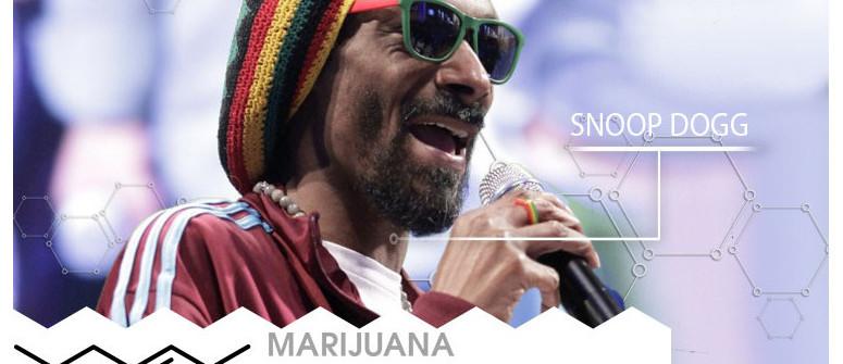 Marijuana VIP: Snoop Dogg