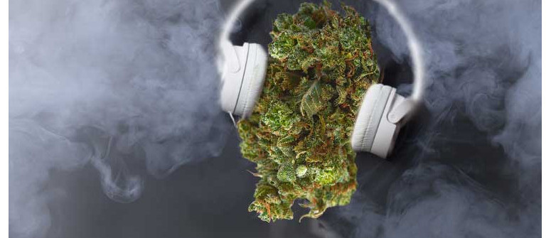5 random playlists to listen to when high