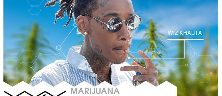 Marijuana VIP: Wiz Khalifa
