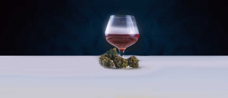 How to make marijuana infused wine