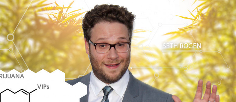 Marijuana VIP: Seth Rogen