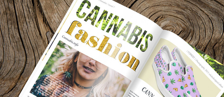 Modern marijuana trends in the fashion industry