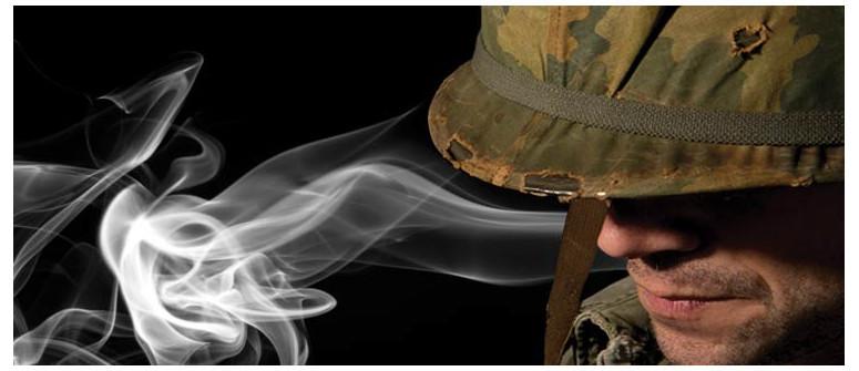 Cannabis use during the vietnam war