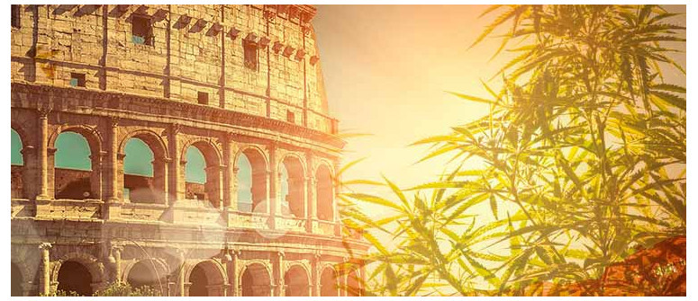 Cannabis in ancient Rome