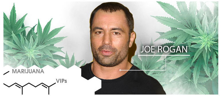 Marijuana VIP: Joe Rogan