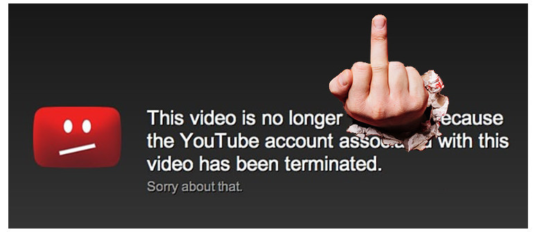The incomprehensible YouTube policy regarding marijuana videos