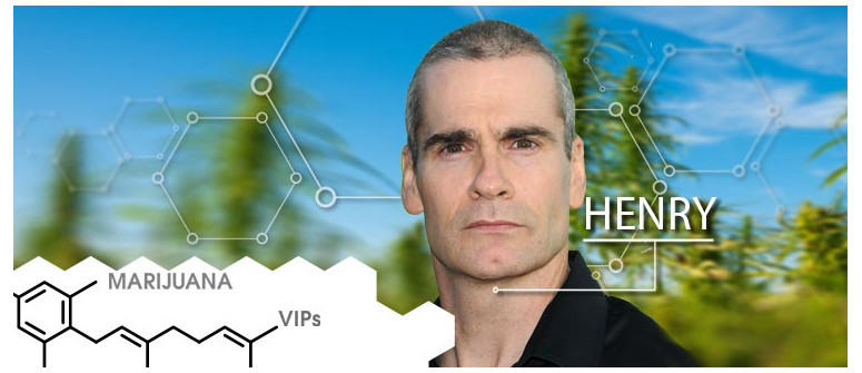 Marijuana VIP: Henry Rollins