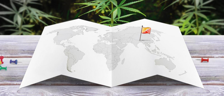 Legal status of marijuana in Bhutan