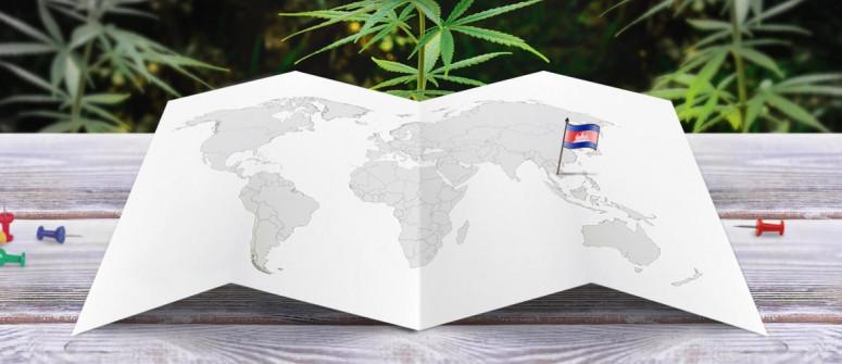 Legal status of marijuana in Cambodia