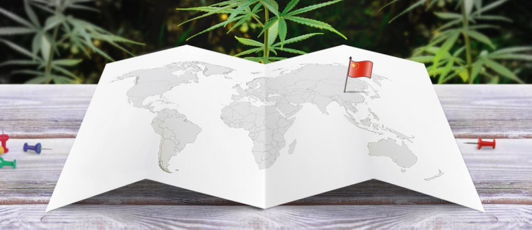Legal status of marijuana in China