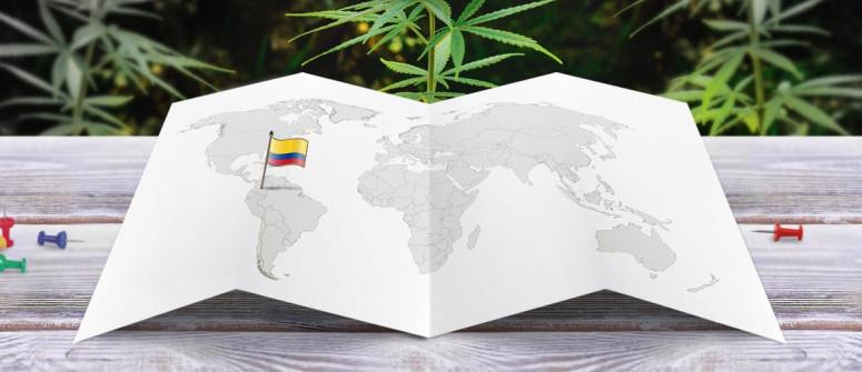 Legal status of marijuana in Colombia