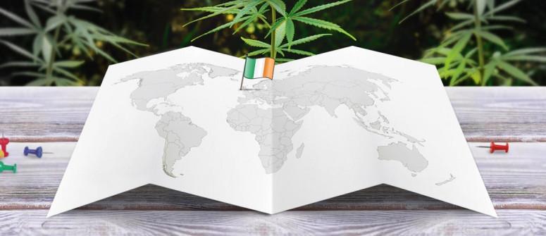 Legal status of marijuana in Ireland