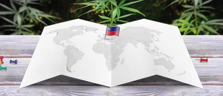 Legal status of marijuana in Liechtenstein