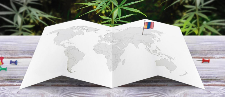 Legal status of marijuana in Mongolia