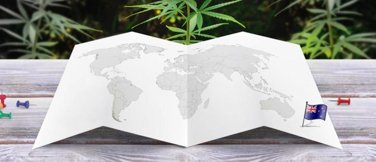 Legal status of marijuana in New Zealand