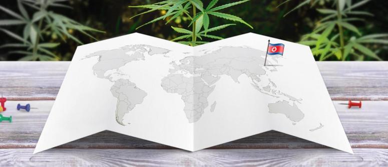 Legal status of marijuana in North Korea