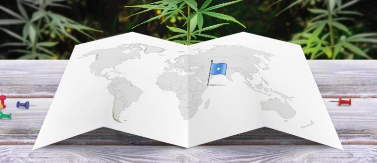 Legal status of marijuana in Somalia