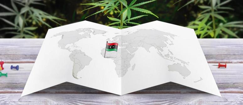 Legal status of marijuana in Libya