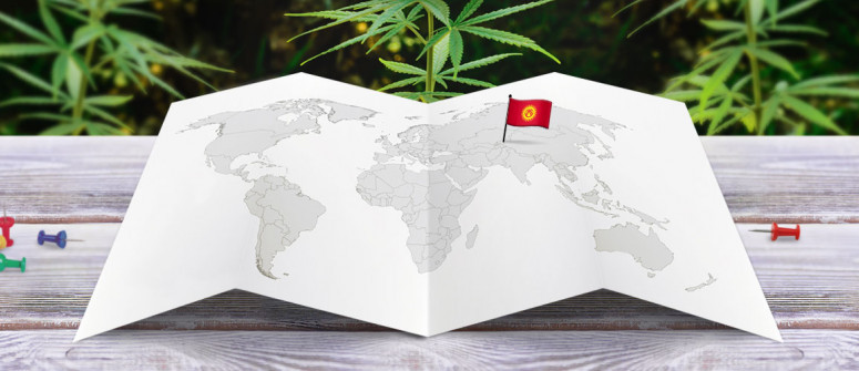 Legal status of marijuana in Kyrgyzstan