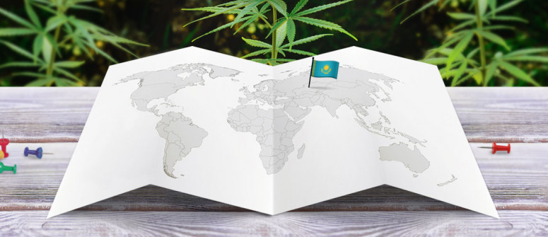 Legal status of marijuana in Kazakhstan